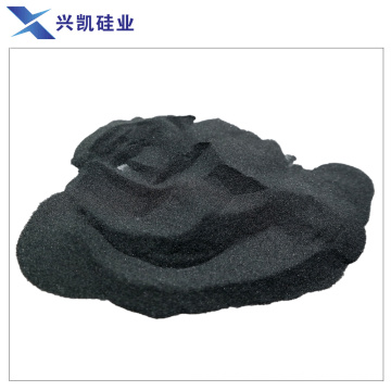 Silicon carbide for the  corrosion-resistant product